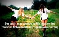 loving the friends