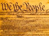 Loose interpretation of constitution