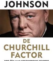De Churchill factor / Boris Johnson