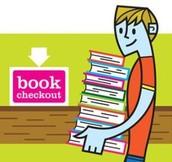 Book Checkout / Media Center Orientation