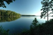 Lookout Shoals Lake