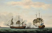 The Amity is attacked by patriots and they set a new course to New Orleans