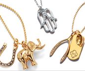 A personalised charm story