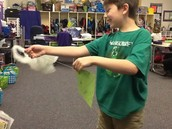 PES - Kite PBL  about air and weather