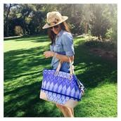 Getaway Tote Bag