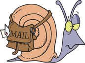 Facts about snail mail