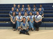 Gators of the Week:  Varsity Winterguard - State Champs!