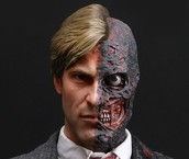 Two-Face after Incident