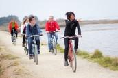 Een plezierige fietstocht voor jong en oud!