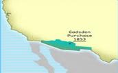 1853 Gadsen Purchase