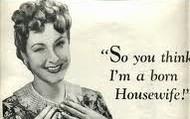 Public Glorifying Housewives
