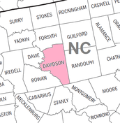 Counties Surrounding Davidson County