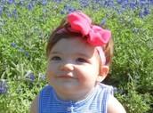 My daughter, Emery