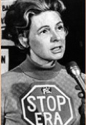 Phyllis Schafly