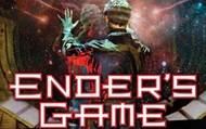 Ender's Game by Orson Scott Card -Shamus