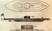 The Blueprints for the USS moniter