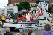 Enjoy the parades