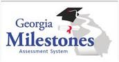 CWES State Testing: GA Milestones:  April 15-27
