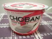 Non-Fat Greek Yogurt