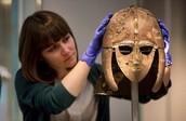 Museum Curator at work