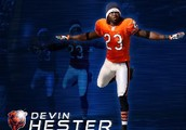 devin hester was the best punt and kick reterner in bears history