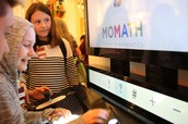 MoMath Hands On
