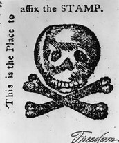 3.  Stamp Act of 1765