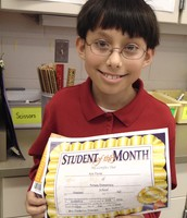 Kyle Flores - Fifth Grade