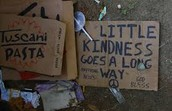 Just a little kindness.... Please...?