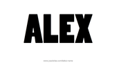 Alex Phillips (about the main character)