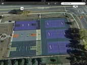 This is the Pipestone basketball courts