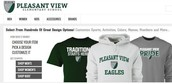 Get your PVE and ZCS Spirit Wear!