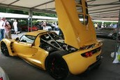 This is this is the Hennessey Venom GT