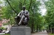 Statue of Garrison