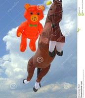 bear and horse