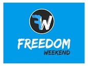 Freedom Weekend Disciple Now 2016 is February 5-7!
