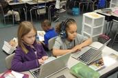 K-2 Digital Citizenship Lesson Example