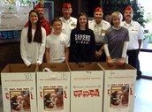 DMS Gives Back: Toys for Tots