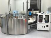 自動化3D曲面玻璃熱壓成型設備