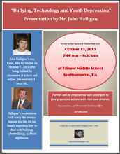 Bullying, Technology and Youth Depression Presentation