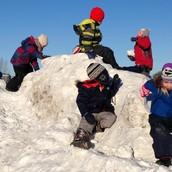 Snowhill fun!