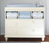Tips for the changing table