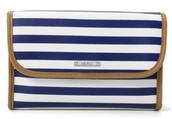 Hang On - Navy Stripe