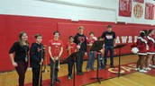 National Anthem by LIS Brass!