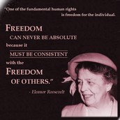 Eleanor Roosevelt Facing her Problems