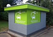 Nieuw - laadpaal voor elektrische auto's!