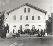 בית הכנסת בימיו הראשונים