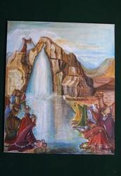 משה לא נכנס לארץ כנען