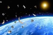 Que són les deixalles espacials?: