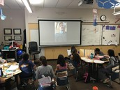 Face Timing movie Producer Nick Spicer in 4th grade